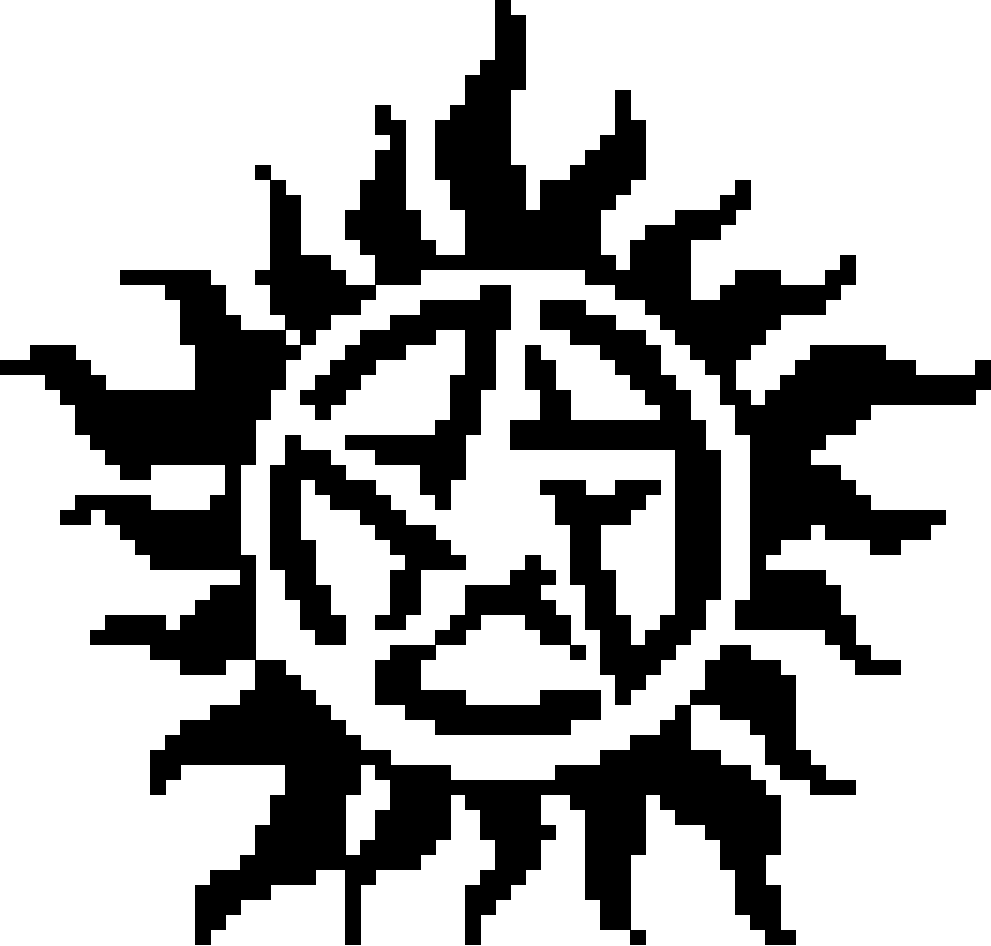 Anti-possession symbol - Grid Paint